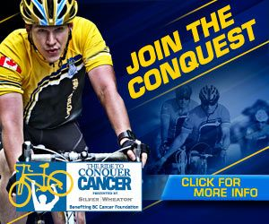 Ride to conquer cancer-kalev-fitness