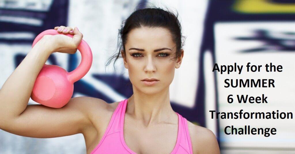 Kalev Fitness Transformation Challenge