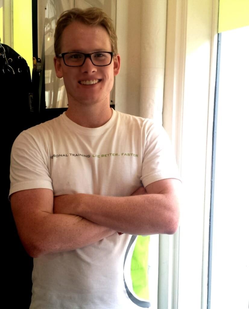 Elliott Personal Trainer Kalev Fitness Solution