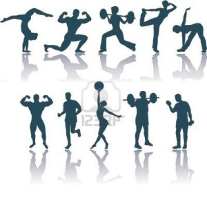 fitness-silhouettes