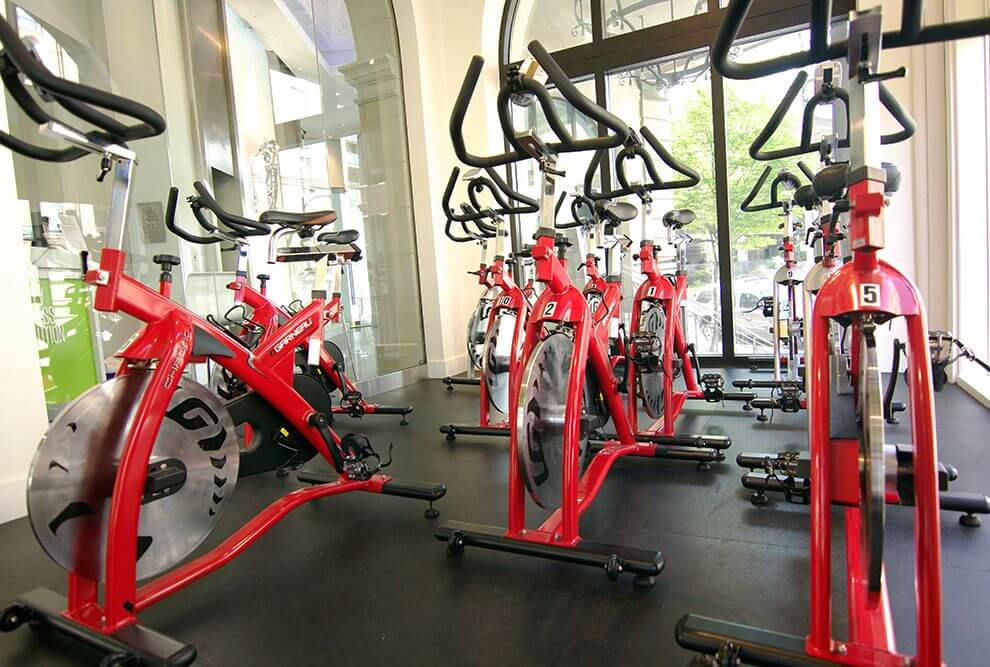 Spin Class Vancouver