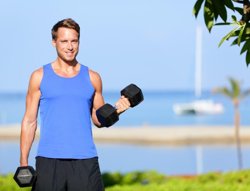 Kalev Fitness Solution MANsformation program