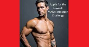 MANsformation 6 week challenge