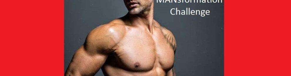 6 Week MANsformation Challenge – Summer Edition!