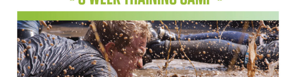 8 Week Tough Mudder Training Camp