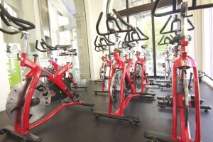 Kalev Fitness Solution spin class vancouver