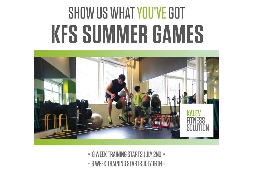 KFS Summer Games